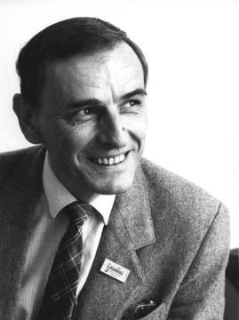 Senator Zbigniew Romaszewski, fot. Erazm Ciołek